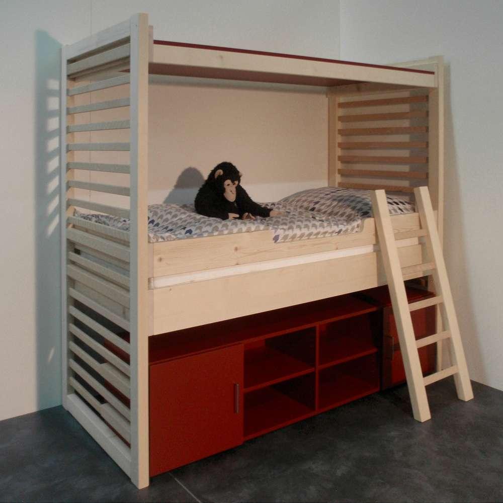 ein bett f r kinder das mitw chst bis zum jugendlichen. Black Bedroom Furniture Sets. Home Design Ideas